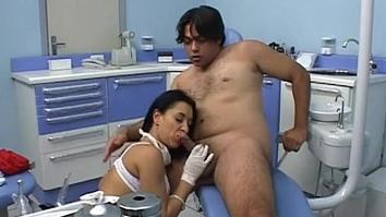 Dentista fodendo com paciente - Marciano