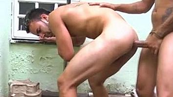 Anderson Alves fodendo o cu do vizinho