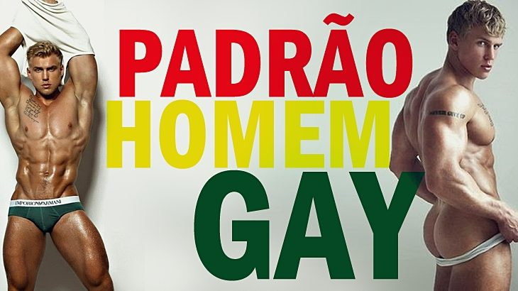 PADRÃO HOMEM GAY