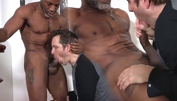Hot Black Daddy