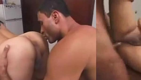 Paulo Guina; Sexo com Travesti; Fodendo a Travesti;
